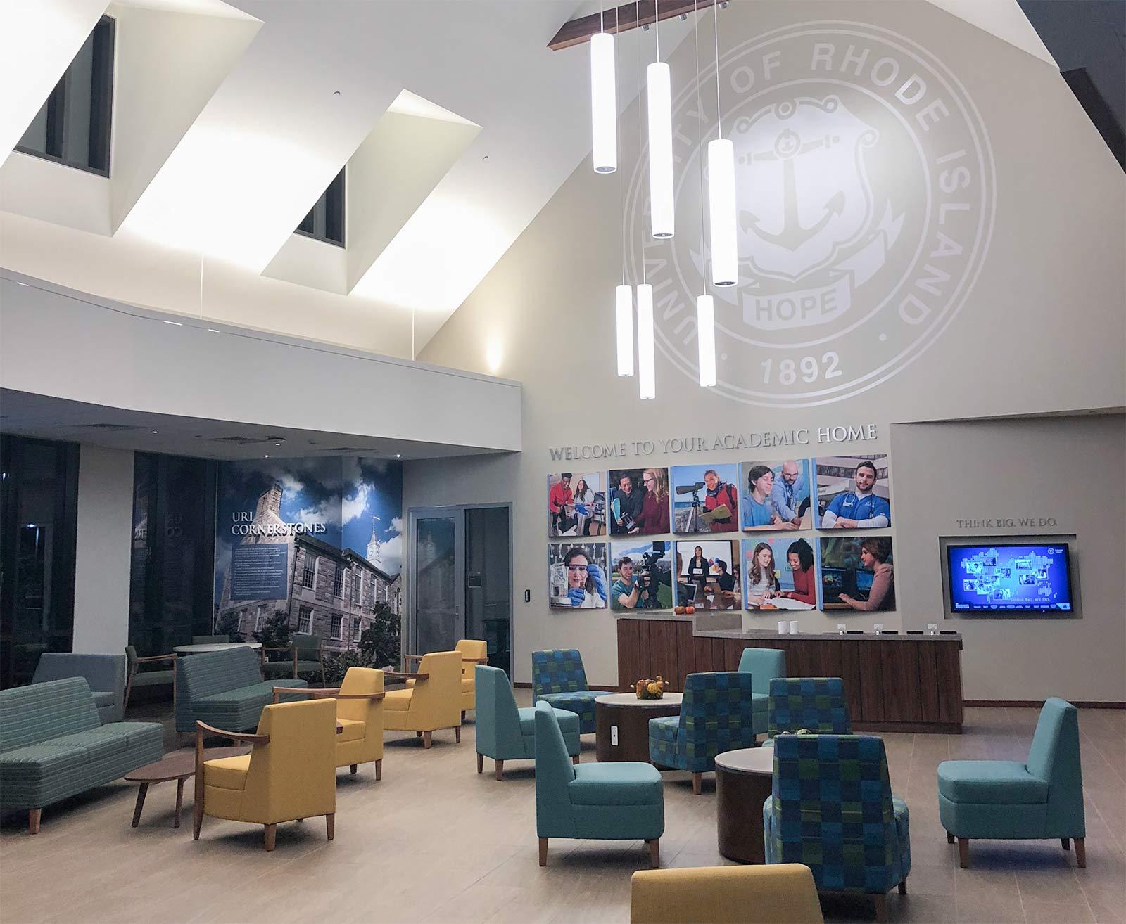 University of Rhode Island Facility