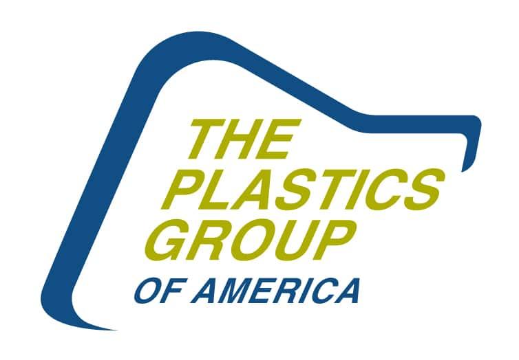 The Plastics Group Logo